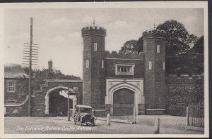 Northern Ireland Postcard - The Entrance, Antrim Castle, Antrim  DC773