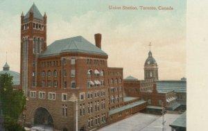 TORONTO , Ontario , Canada , 1900-10s; Union Station