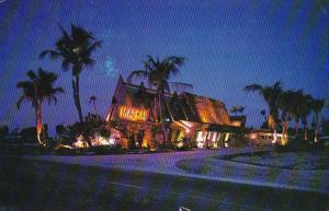 Florida Fort Lauderdale Mai-Kai Polynesian Restaurant At Night