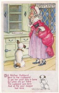 Queen Mother Opens The Mencap Charity Workshop Royalty Postcard