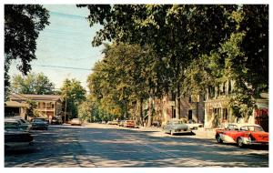 New York Kinderhook , Main street