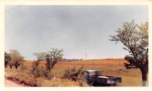 Grain Fields Toledo Spain Non Postcard Backing