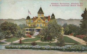 GLENDALE , California , 1900-10s ; Sanitarium