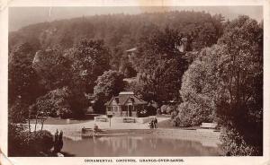 Cumbria Grange-over-Sands, Ornamental Grounds, H.T. Mason 1913