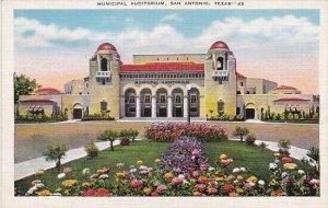 Municipal Auditorium San Antonio Texas