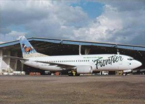 FrontierAirlainea Boeing 737 300 EI CHH