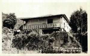 Brazil Ouro Preto Casa dos Inconfidentes RPPC 06.96