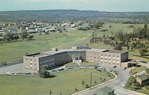 TRENTON , Ontario, 1950-60s ; Memorial Hospital
