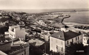 RP, General View Of The Harbour, Tanger, Morocco, Africa, 1920-1940s
