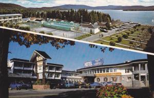 Hotel Manoir Des Laurentides, Montcalm, Quebec, Canada, 40-60s