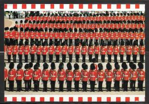 England, London, Trooping the Colour, mailed