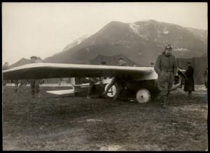 Germany 1925 Zugspitz Flight Meet Airplane Photo 66721