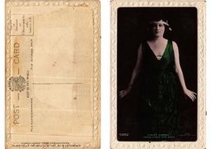 CPA Violet Hopson FILM STAR (555337)