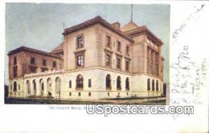 Custom House Portland OR 1909