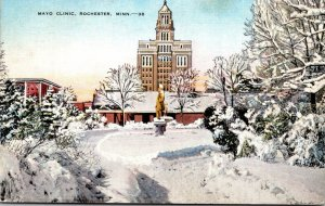 Minnesota Rochester Mayo Clinic 1943