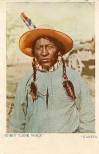 Chief Lone Wolf