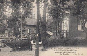 VILLE-D'AVRAY.-Hotel de la Chaumiere , France, 00-10s ; Restaurant CABASSUD