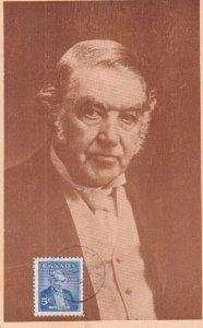 PU-1955; Hon. Sir Charles Tupper, Canadian Prime Minister