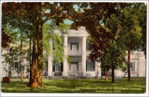 The Hermitage, Pres Jackson, Nashville TN