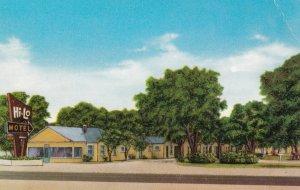 BURLINGTON , Colorado , 1950-60s ; HI-LO & HI-LO Jr Motels