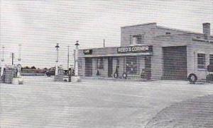 Missouri Moberly Reeds Corner Gas Station