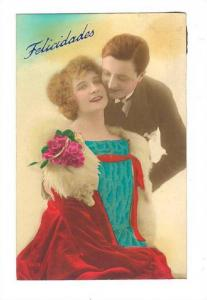 RP, Romantic, Couple In Love, Felicidaes, 1920-1940s