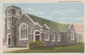 Texas Paris Episcopal Church