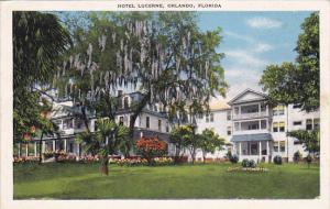 Hotel Lucerne Orlando Florida