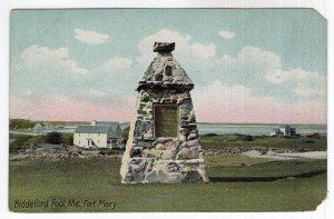 Biddeford Pool, Me, Fort Mary