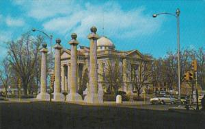 Missouri Columbia Boone County Court House
