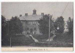 High School, Ovid NY