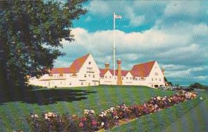 Canada Cape Breton Highlands Keltic Lodge Summer Resort