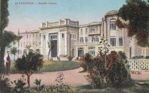 ALEXANDRIA , Egypt , 00-10s ; Ramleh Casino
