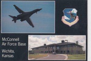WICHITA , Kansas , 1960-80s ; McConnell Air Force Base