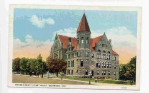 Court House, RICHMOND, Indiana, 00-10s