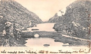 Serpent Lake, Gap of Dunlos Gap of Dunloe Ireland Writing on back