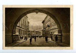 131433 ITALY Trieste TRIEST Galleria di Montuzza Vintage PC