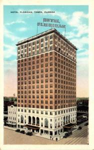 Florida Tampa Hotel Floridan