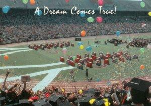 COLUMBUS , Ohio, 1960-70s; A Dream Comes True! Graduation Day OSU