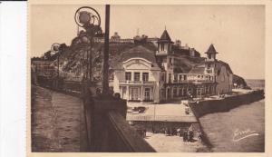 GRANVILLE, Manche, France, 1900-1910's; Le Casino, Vu De La Terrasse Du Normandy