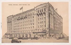 Indiana Fort Wayne Hotel Indiana
