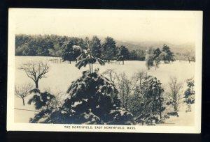 East Northfield, Massachusetts/MA/Mass Postcard, The Northfield