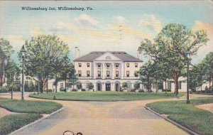 Virginia Williamsburg Williamsburg Inn 1939