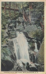 WHITE MOUNTAINS, New Hampshire, 00-10s; Paradise Falls, Lost River