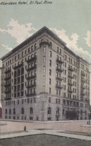 Minnesota St Paul Aberdeen Hotel 1914 sk7462