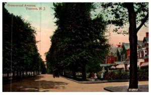 New Jersey  Trenton , Greenwood avenue