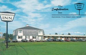 The Confederation Inn , CHARLOTTETOWN , P.E.I. , Canada , 50-60s