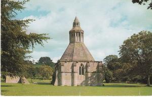 Post Card Somerset Glastonbury The Abbot's Kitchen