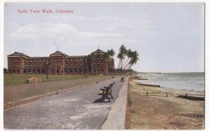 Sri Lanka / Ceylon; Galle Face Walk, Colombo PPC, Unposted by Uduman