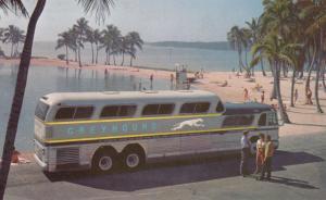 GREYHOUND Super Scenicruser 43 passenger Bus , 50-60s Version-2